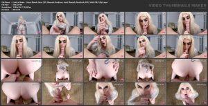 Erotica Divine - Sassy Blonde Sissy (HD, Shemale Hardcore, Anal, Blowjob, Bareback, POV, 504.8 MB, 720p)