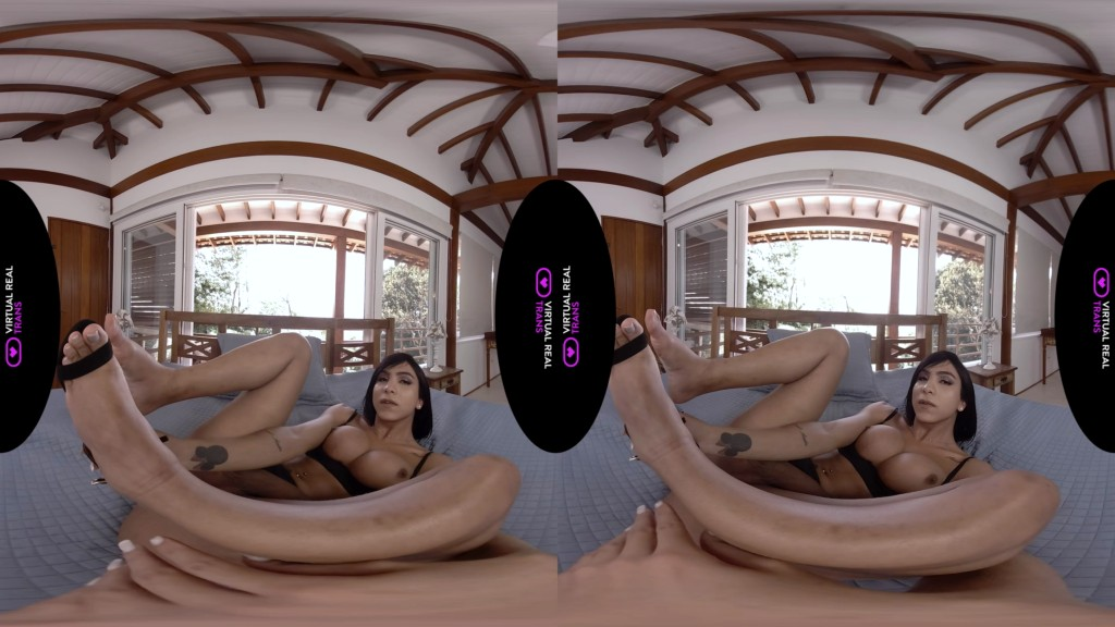 Big Tit Virtual Reality