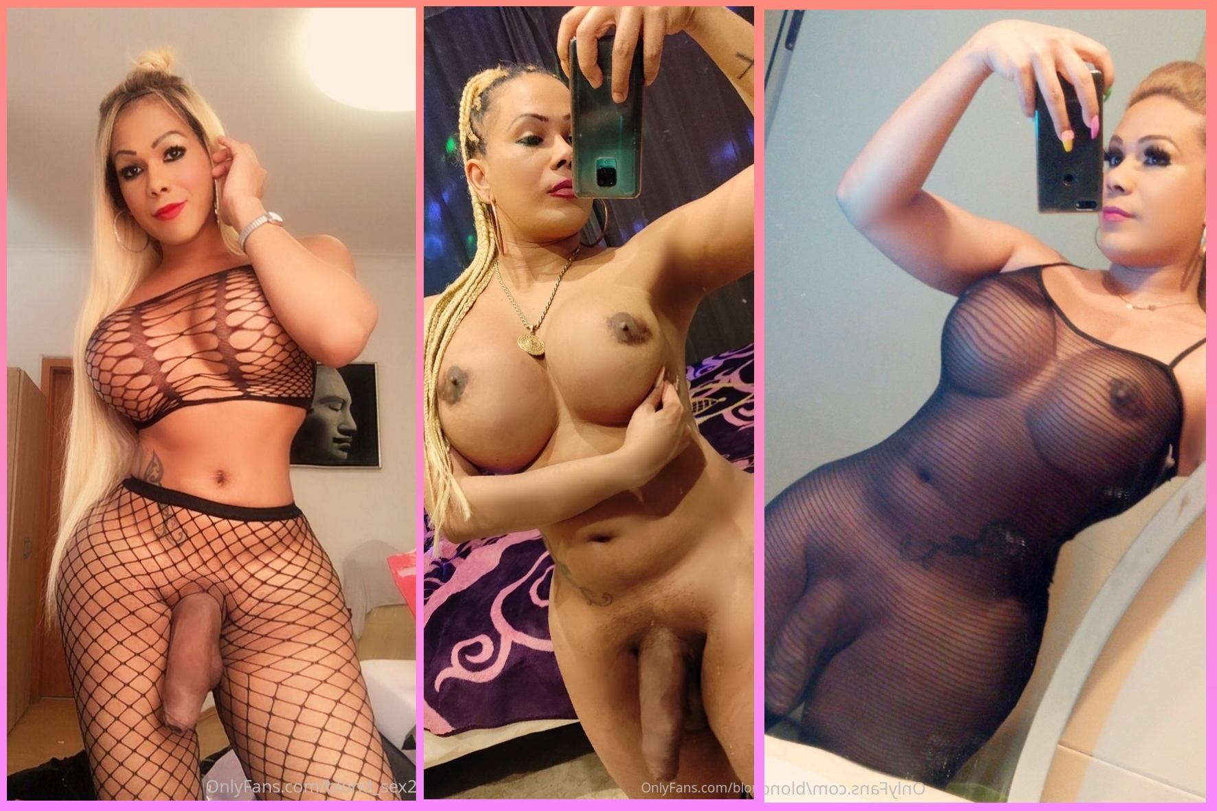 OnlyFans Shemale 💎 ORIANA FERRARI @blond_sex22 💎 – 106 Photo & 116 Videos SiteRip